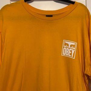 Men's Obey Shirt